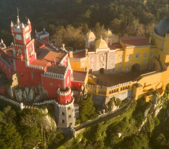 Escapadinha Romântica em Sintra